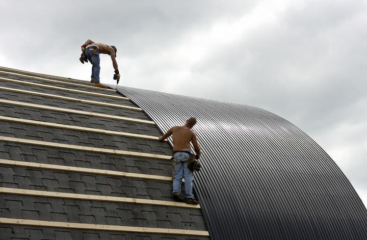 Sheet Metal Roof